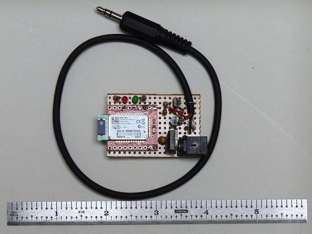 KX3 Bluetooth Adapter on